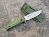 Тактический нож Sturm AUS-8 S BS SW олива, Кизляр - Nozhikov.ru