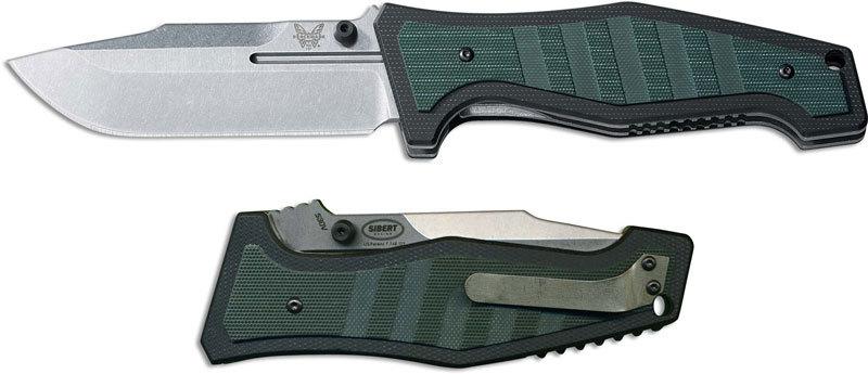 Фото 2 - Нож складной Benchmade 757 Vicar, сталь CPM-S30V, рукоять G-10/титан