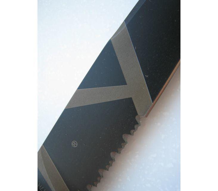 Фото 9 - Нож с фиксированным клинком Extrema Ratio Venom Desert Warfare, сталь Bhler N690, рукоять прорезиненный форпрен