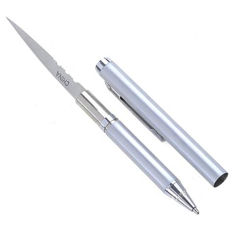 Скрытая ручка-нож Штурм, серая