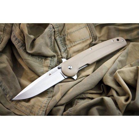 Складной нож Biker-X 440C S, Кизляр - Nozhikov.ru