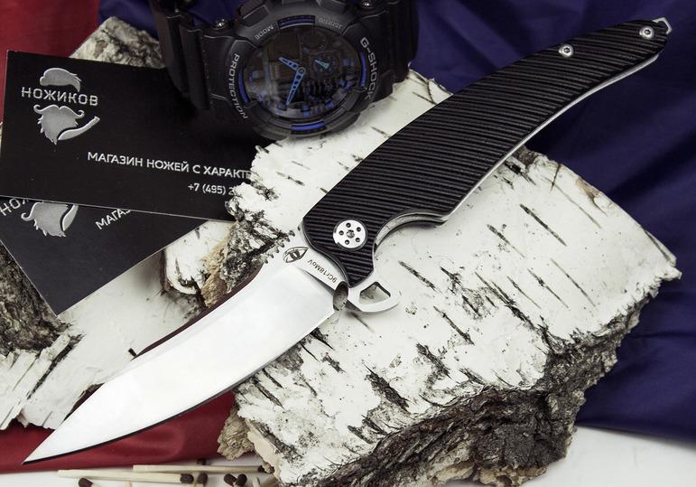 Фото 4 - Складной нож Чеглок от Reptilian