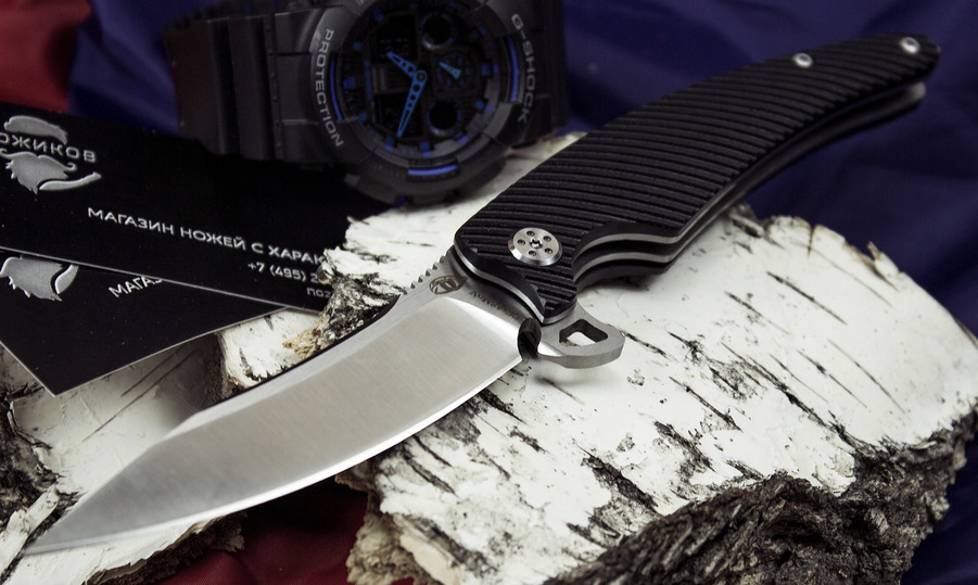 Фото 5 - Складной нож Чеглок от Reptilian