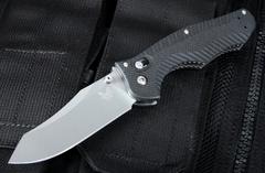 Нож складной Benchmade 810 Contego, сталь CPM-M4, рукоять G-10, фото 7