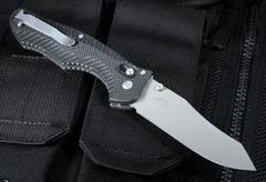 Нож складной Benchmade 810 Contego, сталь CPM-M4, рукоять G-10, фото 8