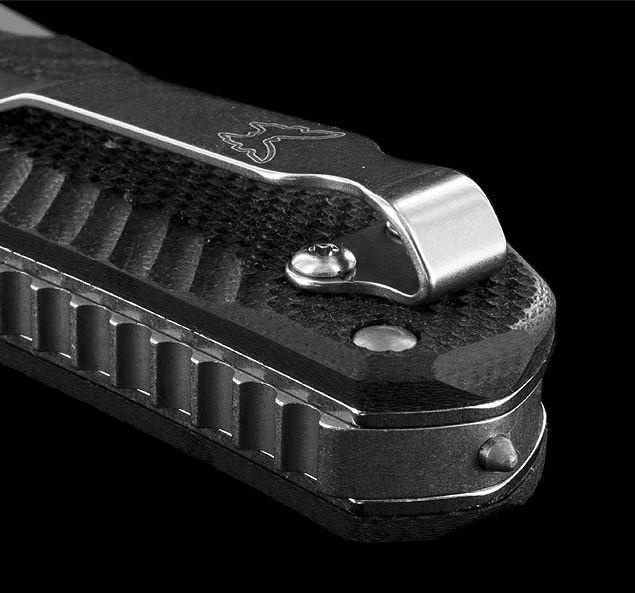 Фото 10 - Нож складной Benchmade 810 Contego, сталь CPM-M4, рукоять G-10