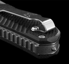 Нож складной Benchmade 810 Contego, сталь CPM-M4, рукоять G-10, фото 9