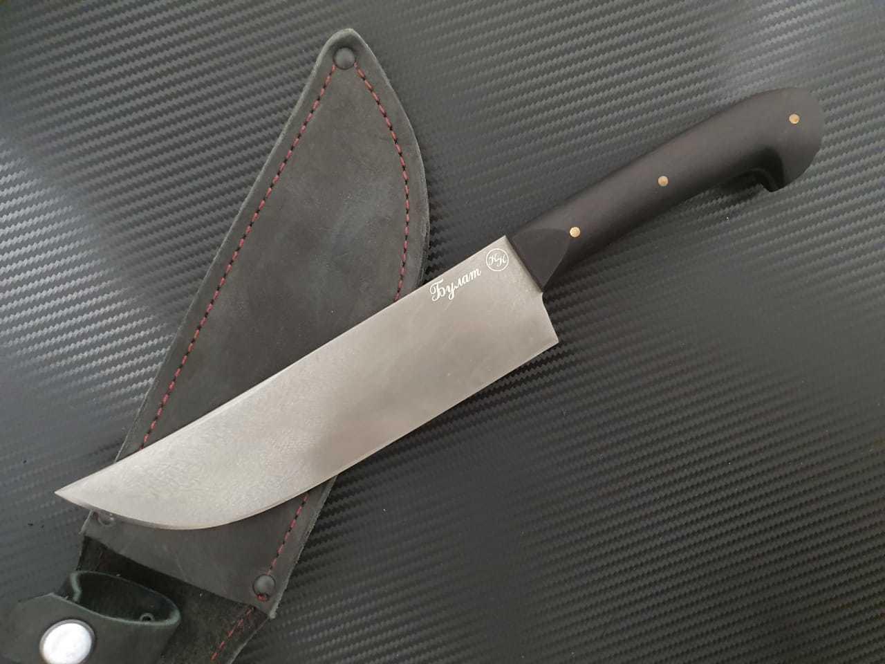 Фото 15 - Нож Пчак булат, граб от Промтехснаб