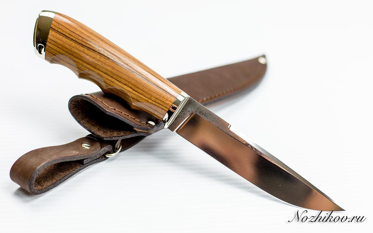 Нож Рабочий №23 из кованой стали Bohler K110