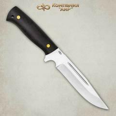 "Нож разделочный АиР ""Леший"" ЦМ, сталь 95х18, рукоять граб, фото 3"