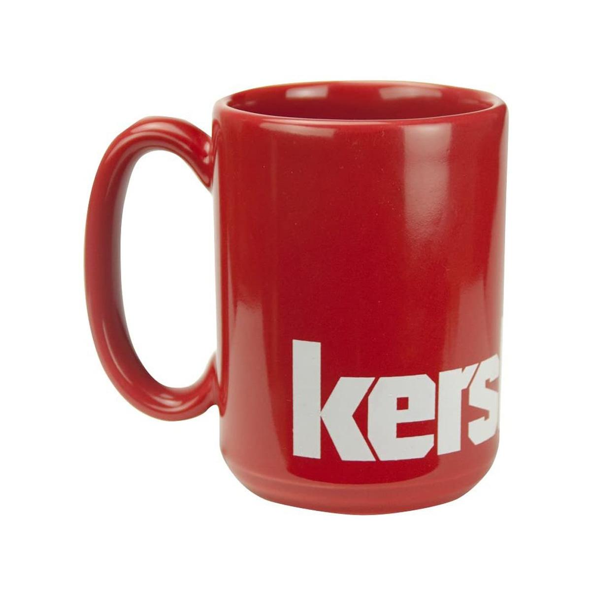 Кружка Kershaw COFFEE, красная