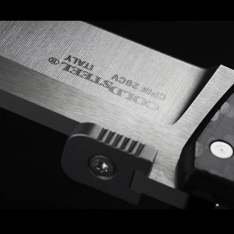 Фото 5 - Складной нож Storm Cloud, сталь CPM 20CV,  G-10/карбон от Cold Steel