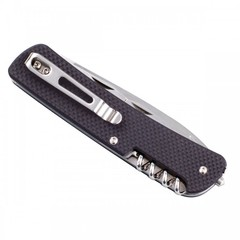 Нож Ruike L21-N коричневвый