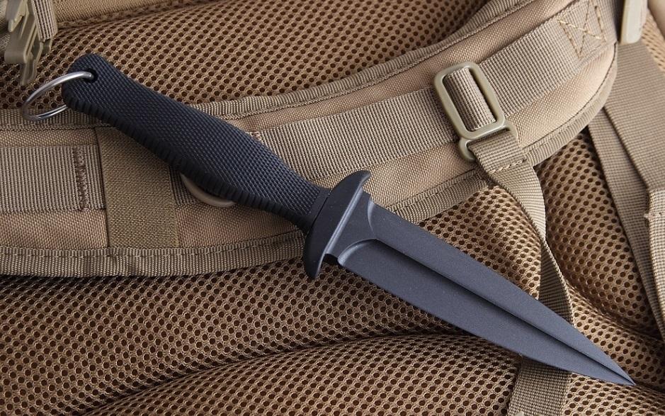 Фото 7 - Тренировочный нож - FGX  Boot Blade, Griv-Ex от Cold Steel