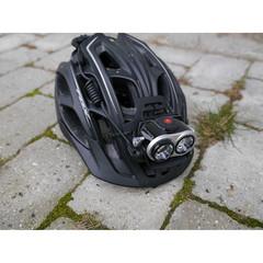 Фонарь светодиодный налобный LED Lenser XEO 19R черный, 2000 лм., аккумулятор, фото 3