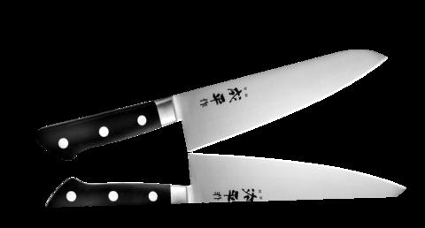 Нож Шефа Narihira, Tojiro, 240 мм, сталь AUS-8 - Nozhikov.ru