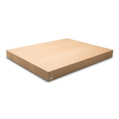 Доска разделочная 7288, 40х30х5 см, бук