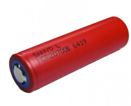 Аккумулятор незащищенный Armytek 20700 Li-Ion 4000 мАч аккумулятор