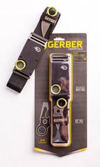 Ремень с ножом-пряжкой Gerber GDC Belt TooL