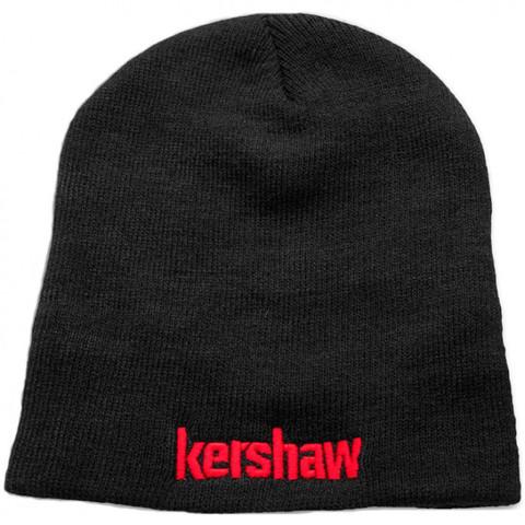 Шапка Kershaw KBEANIEKER18, черная. Вид 1