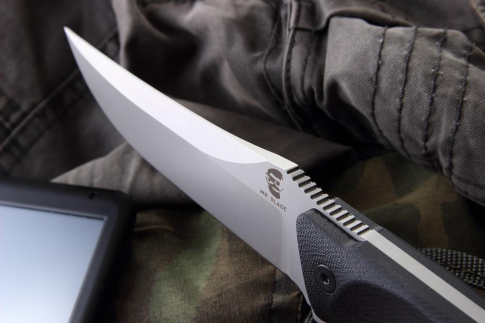 Фото 20 - Тактический нож Bison, Mr.Blade