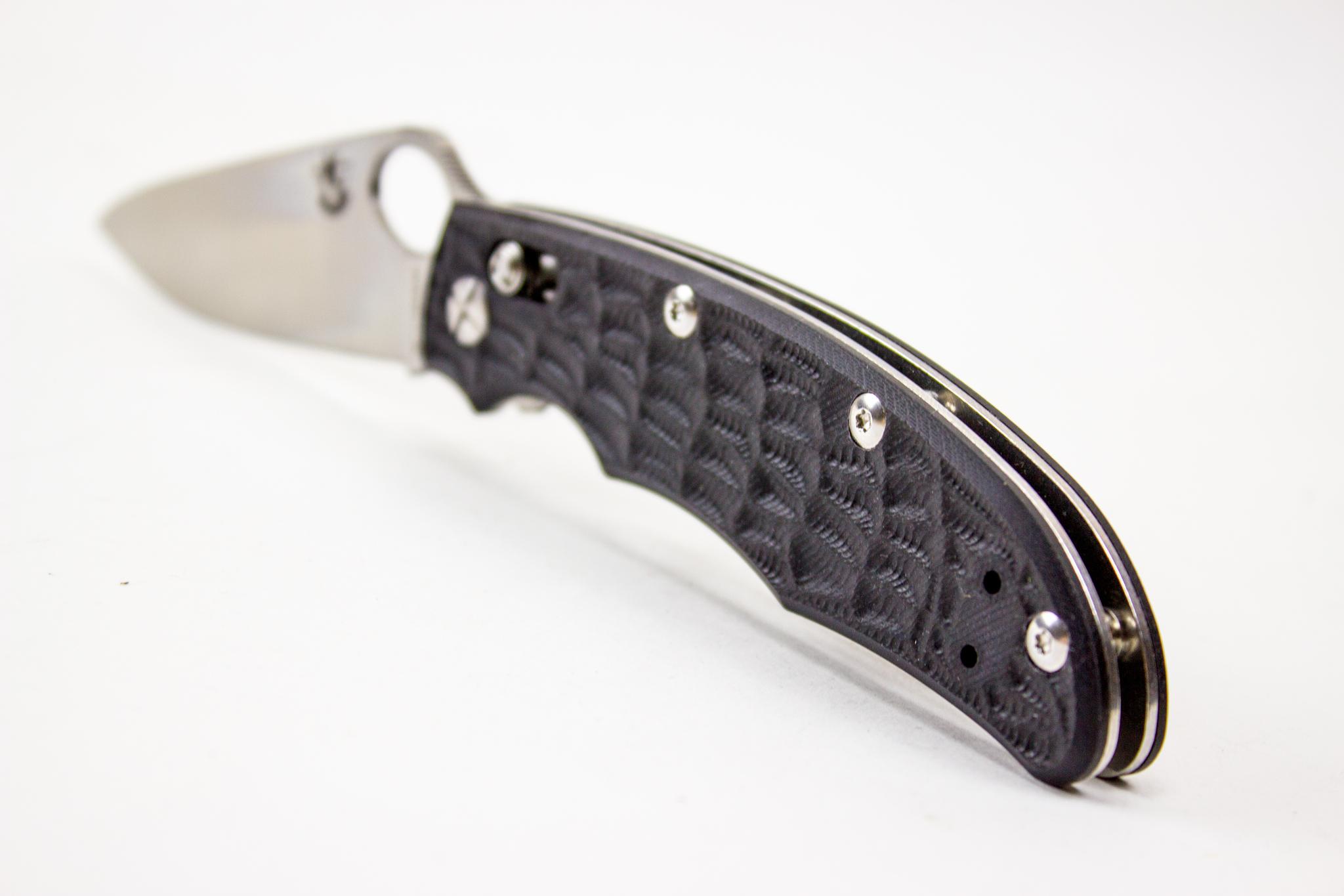 Фото 6 - Складной нож Голем , черный от Noname