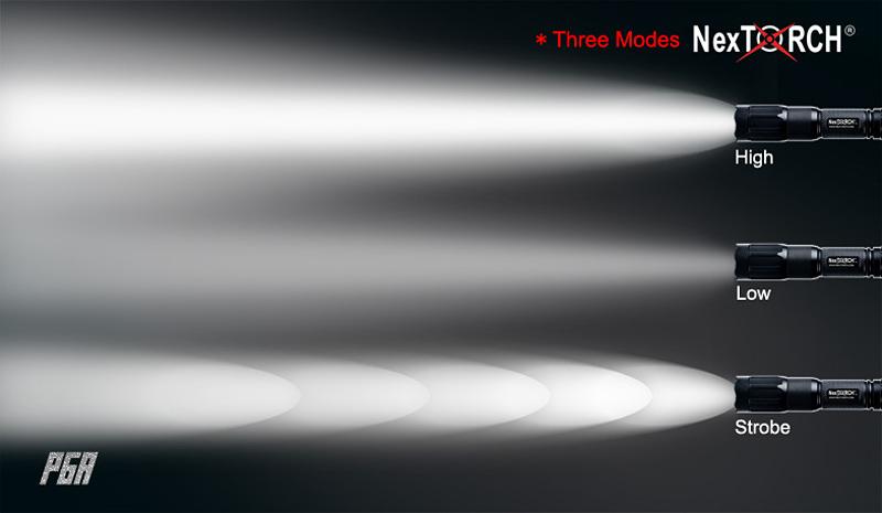Фонарь ксеноновый NexTorch T6A (NT-T6A-L)