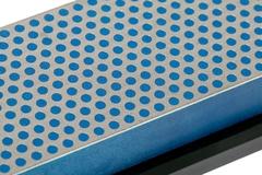 Алмазный брусок точильный DMT Coarse, 325 меш (45 мкм), с резиновыми ножками, фото 5