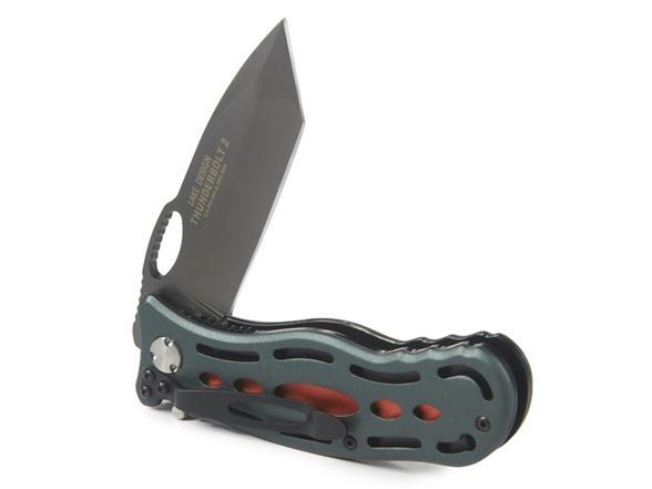 Фото 11 - Складной нож CRKT Thunderbolt, сталь 8Cr14MoV, рукоять алюминий
