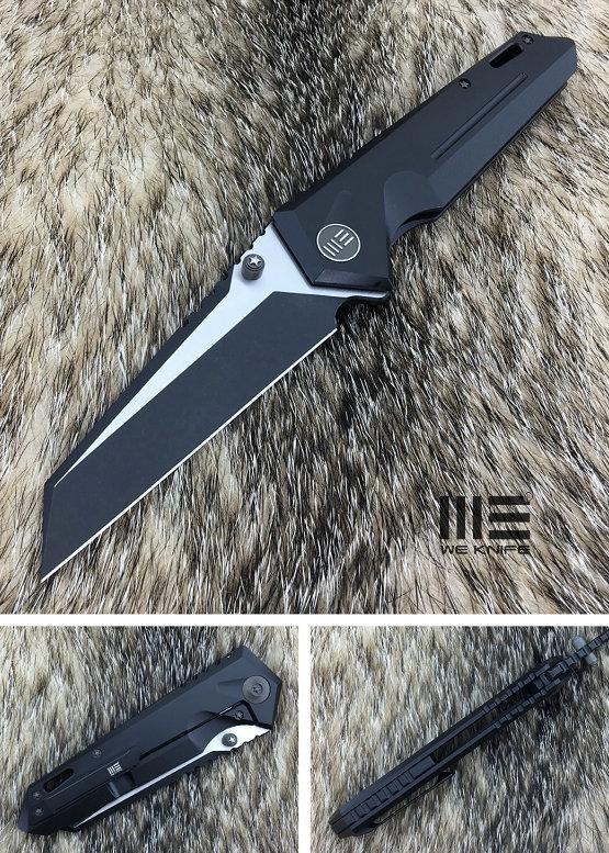 Складной нож WE Knife Tanto 609I, CPM-S35VN
