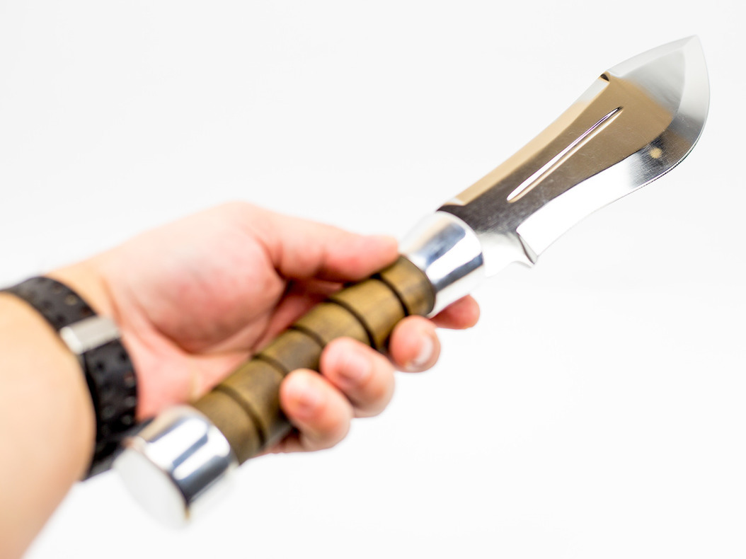 Фото 10 - Нож Легион от Павловские ножи