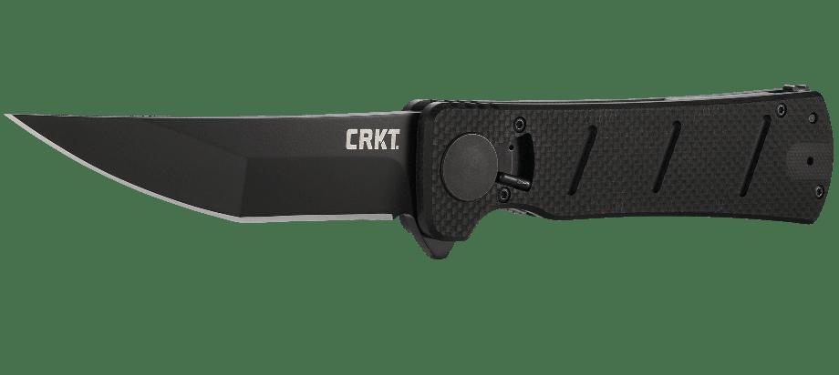 Фото 2 - Складной нож CRKT Goken, сталь 1.4116, рукоять G10
