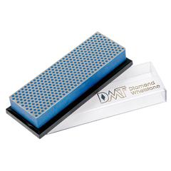 Алмазный брусок точильный DMT Coarse, 325 меш (45 мкм), с резиновыми ножками, фото 3