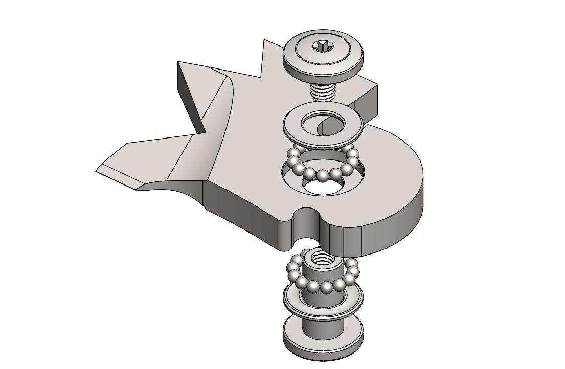 Фото 10 - Нож складной LionSteel TM1 MS, сталь Sleipner, рукоять микарта от Lion Steel