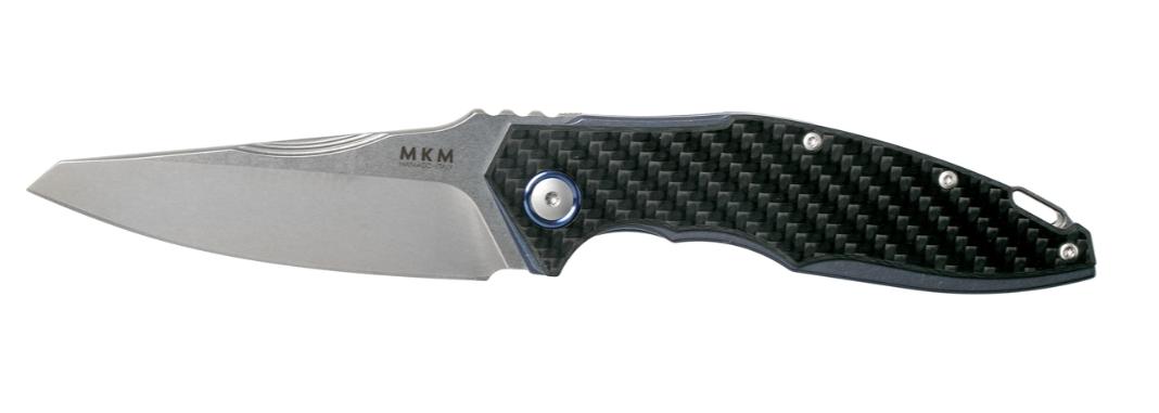 Фото 2 - Нож складной Raut MKM/MK VP01-CF от MKM Knives