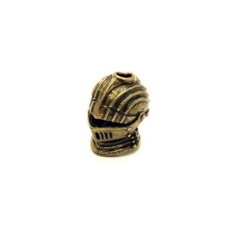 Бусина для темляка Рыцарский шлем. Вид 1