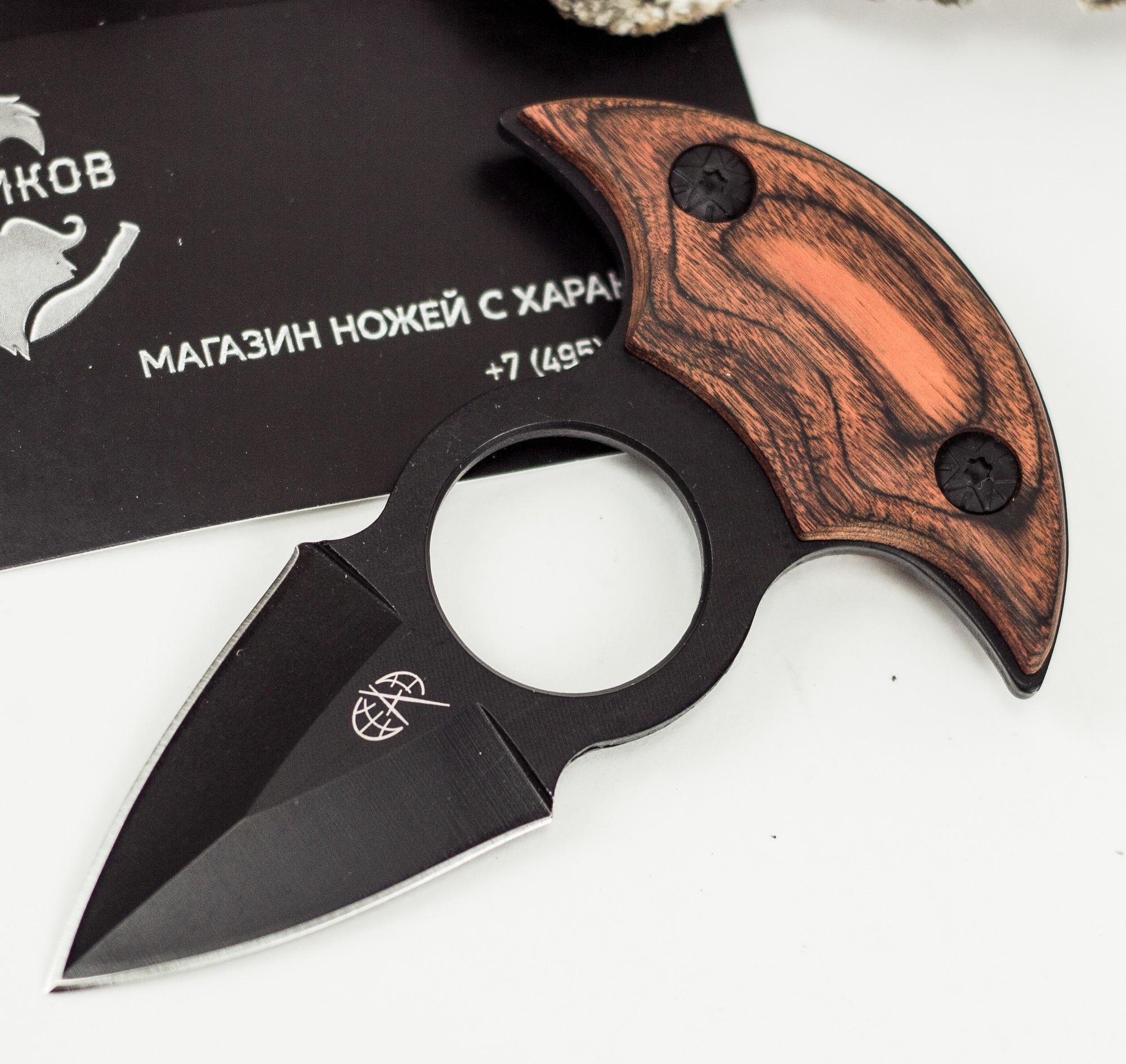 Фото 4 - Тычковый нож 1202B от Pirat
