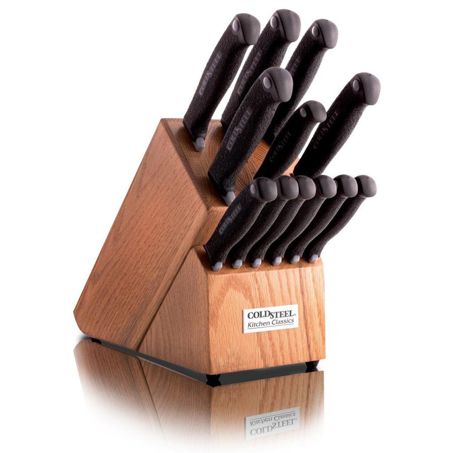 Фото 8 - Кухонный нож Cold Steel Slicer Knife (Kitchen Classics) 59KSLZ, сталь 4116, рукоять пластик