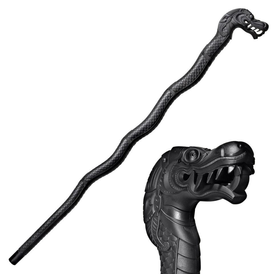 Трость - Dragon Walking Stick фото