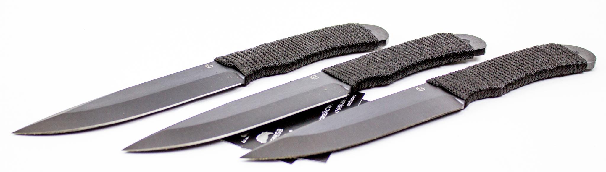 Фото 8 - Набор метательных ножей