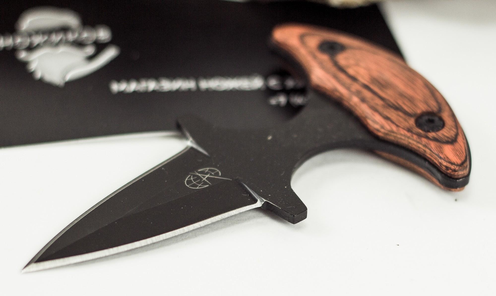 Фото 6 - Тычковый нож F907B от Pirat