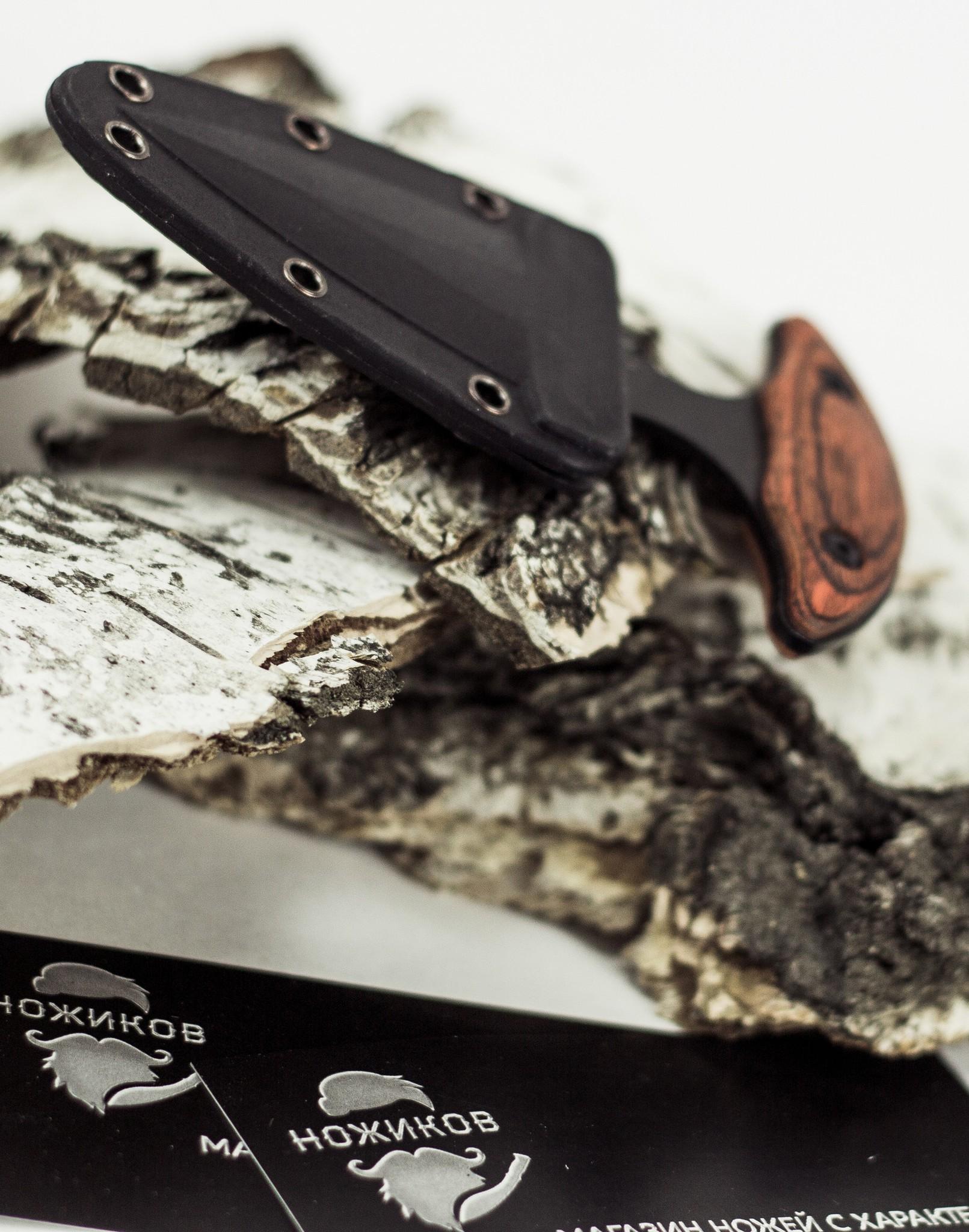 Фото 8 - Тычковый нож F907B от Pirat