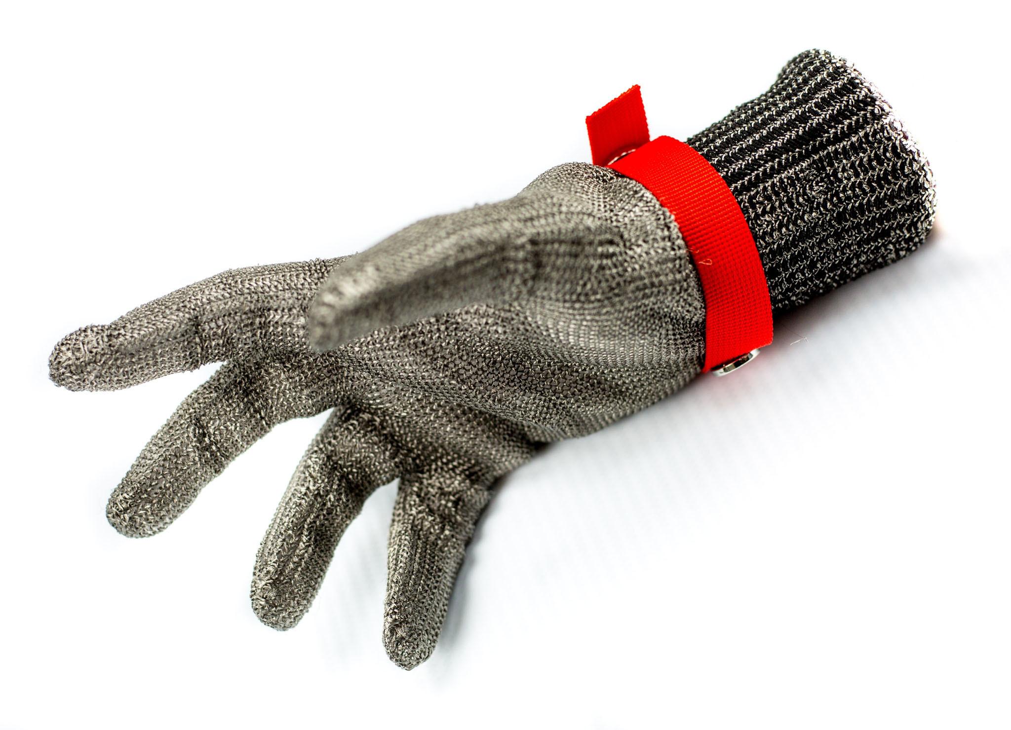 Защитная перчатка из металла против любых порезов от Noname