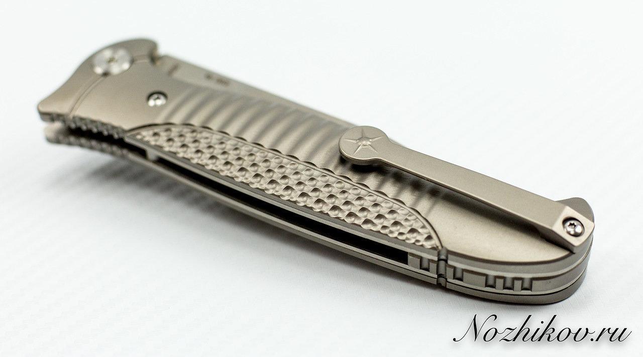 Фото 18 - Складной нож Финка-3, S35VN от Reptilian