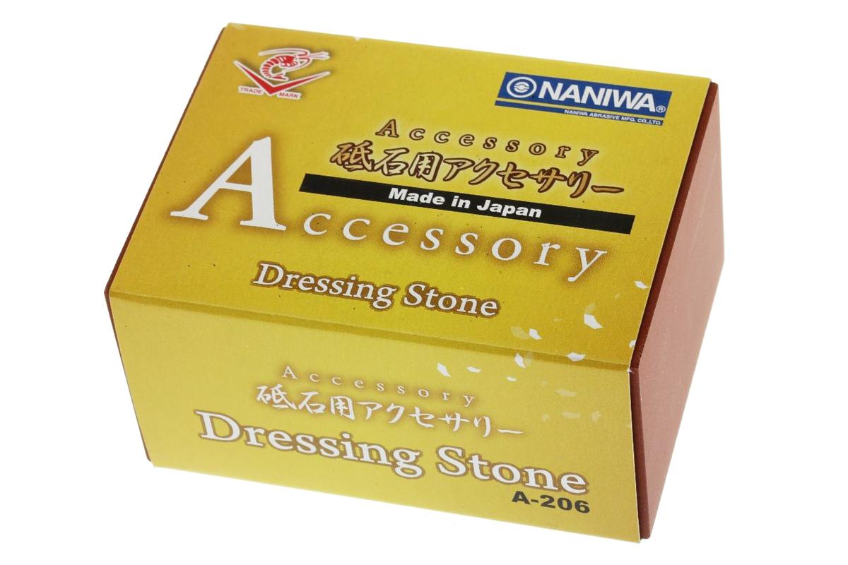 Камень для наведения суспензии Naniwa A-206 600 коричневый.