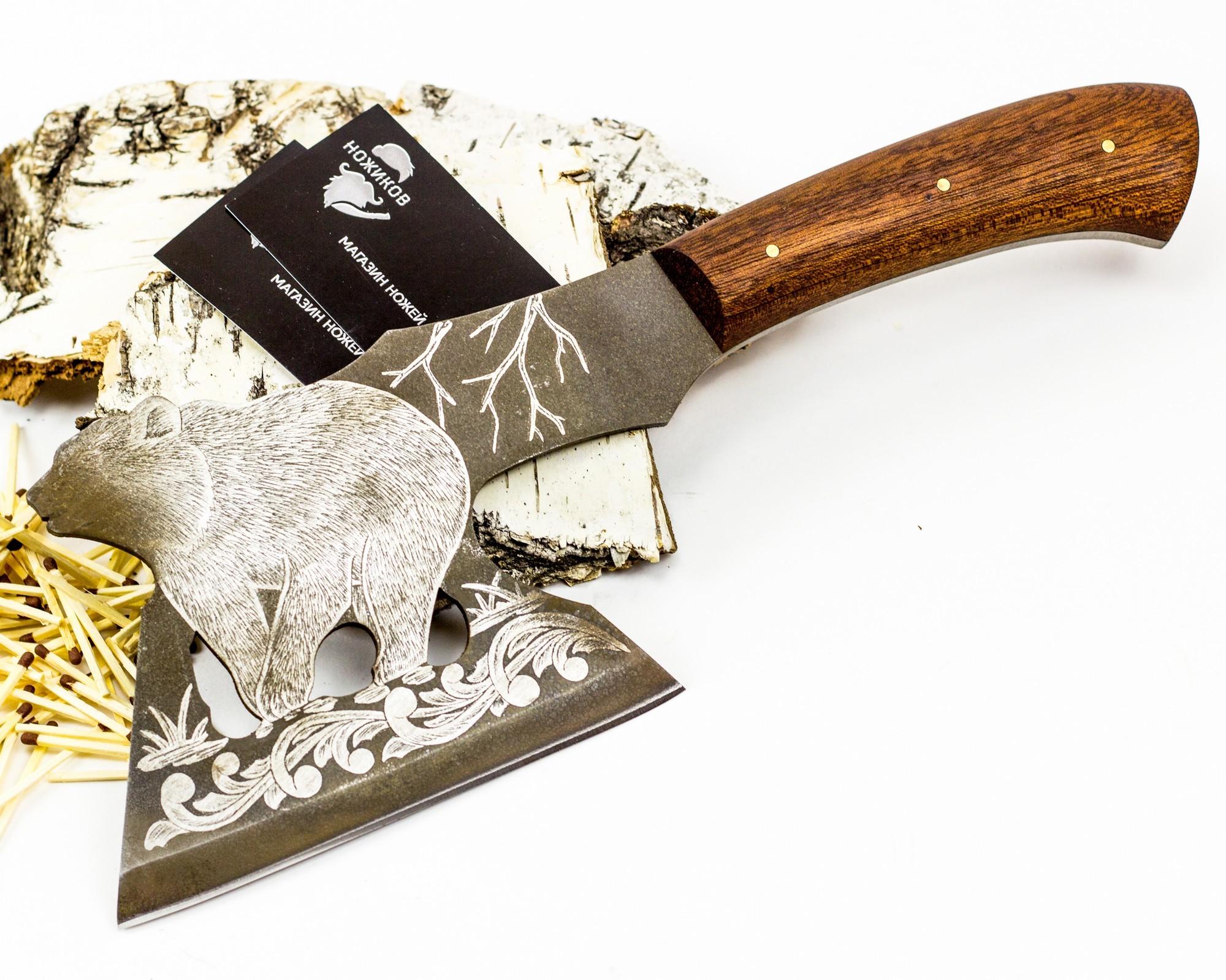 Фото 6 - Топорик Медведь-2, 9ХС от Промтехснаб