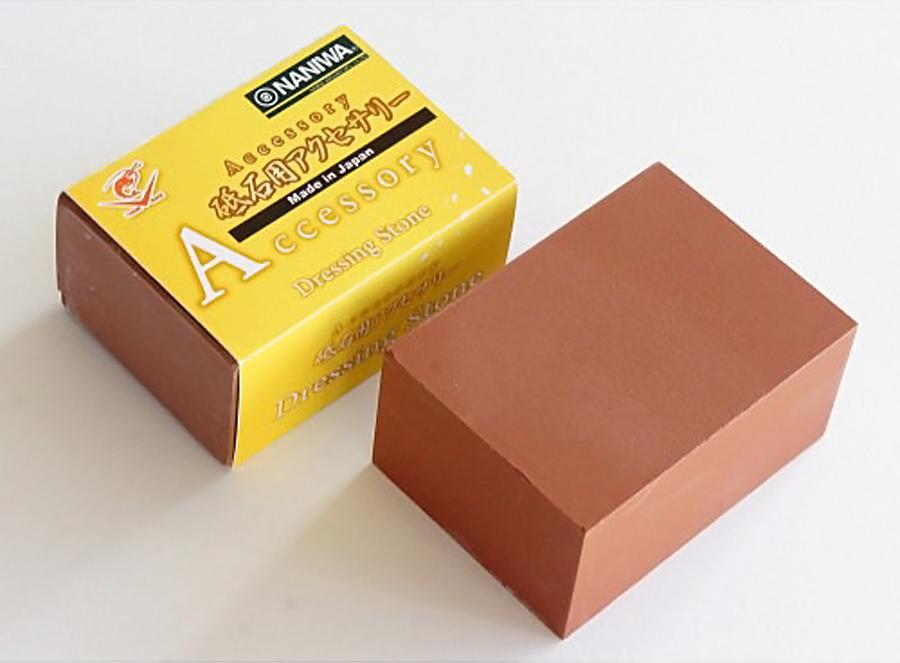 Фото 5 - Камень для наведения суспензии, Naniwa, A-206, #600, коричневый