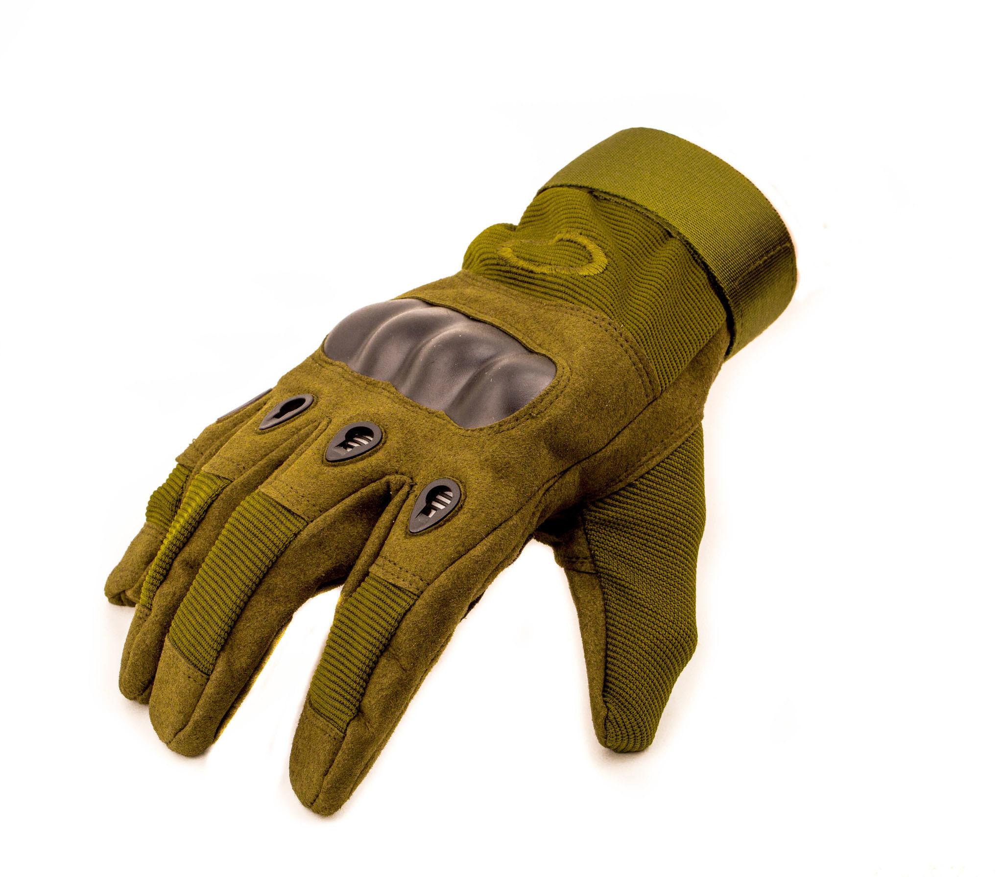 Тактические перчатки Армейские, размер L