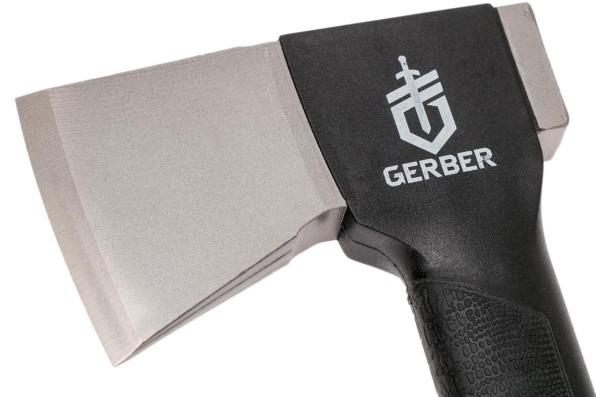 Фото 4 - Набор Gerber Gator Combo Axe (топор + нож), нержавеющая сталь, рукоять термопластик GFN, 31-001054
