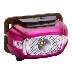 Налобный фонарь Fenix HL15 Cree XP-G2 R5 Neutral White, розовый